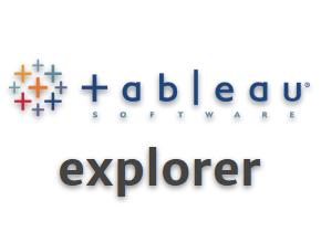 TABLEAU EXPLORER